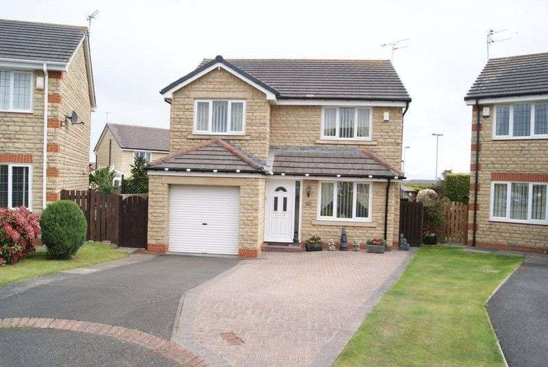 4 Bedrooms Detached House for sale in Humford Green, Blyth