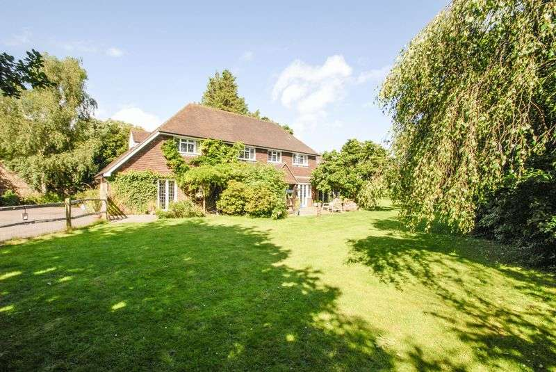 4 Bedrooms Detached House for sale in South Street, Ditchling