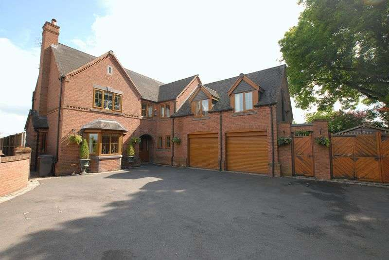7 Bedrooms Detached House for sale in Dove Walk, Uttoxeter