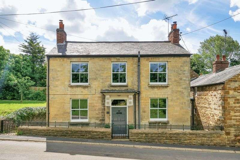 5 Bedrooms Detached House for sale in Wilbarston, Market Harborough