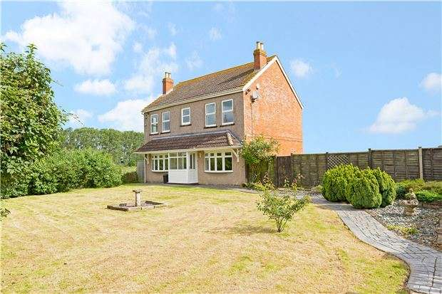 4 Bedrooms Detached House for sale in Naas Lane, Brookthorpe, Gloucester, GL4 0XB