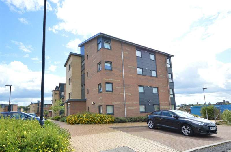 2 Bedrooms Apartment Flat for sale in Mount Pleasant Way, Kilmarnock