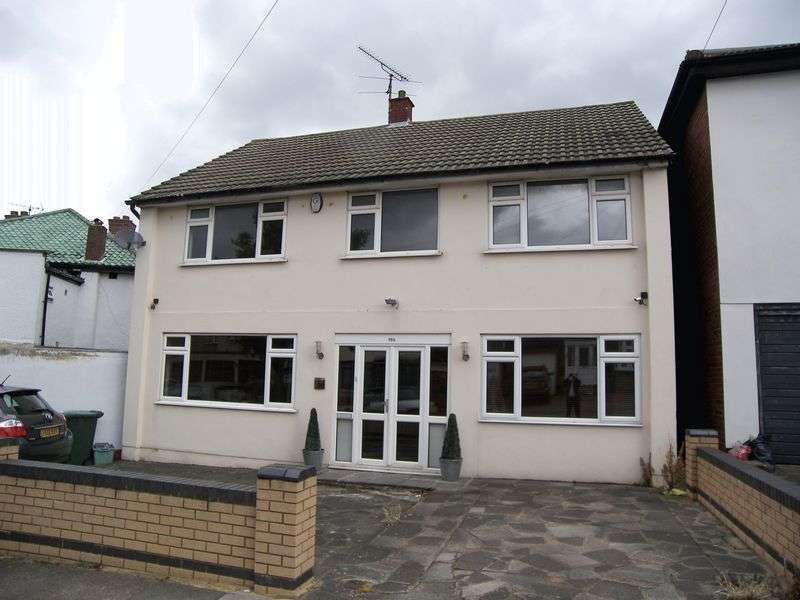4 Bedrooms Detached House for sale in ABBOTSWOOD GARDENS, CLAYHALL IG5