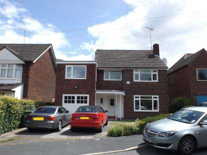 5 Bedrooms Detached House for sale in Partridge Avenue, Manchester, Greater Manchester