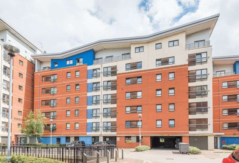 2 Bedrooms Flat for sale in Redgrave, Millsands City Centre - Previously Two Double Bedrooms