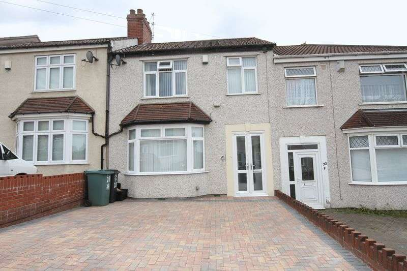 5 Bedrooms Terraced House for sale in Oberon Avenue, Bristol