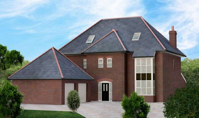 5 Bedrooms Detached House for sale in Plot 2, Grange Road, Bromley Cross, BL7. #NEW BUILD 5/6 BED DETACHED, PART EX CONSIDERED#