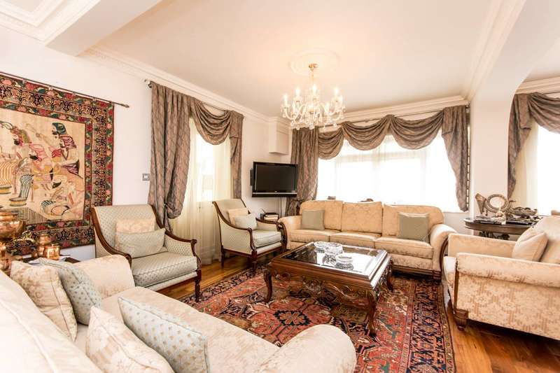 5 Bedrooms House for sale in East Acton Lane, Acton, W3