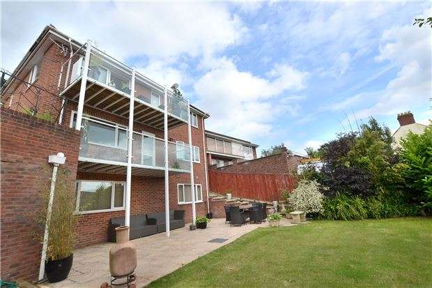 4 Bedrooms Detached House for sale in Fox Elms Road, Tuffley, GLOUCESTER, GL4 0BG