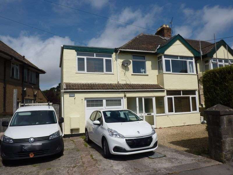 4 Bedrooms Semi Detached House for sale in Spacious four bedroom 1930's house in a convenient non estate location