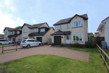 4 Bedrooms Detached House for sale in Bents Road, Chapelton