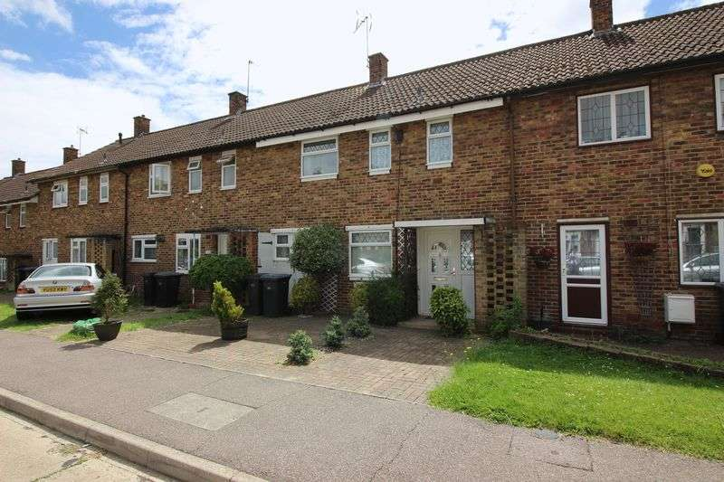 3 Bedrooms Terraced House for sale in Pennymead, Harlow, CM20