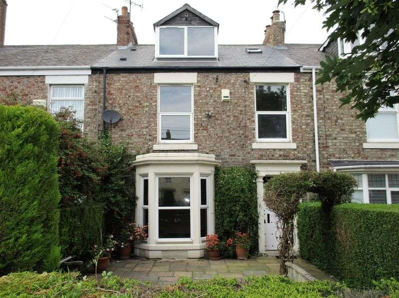 4 Bedrooms Terraced House for sale in Waterloo Road, Blyth