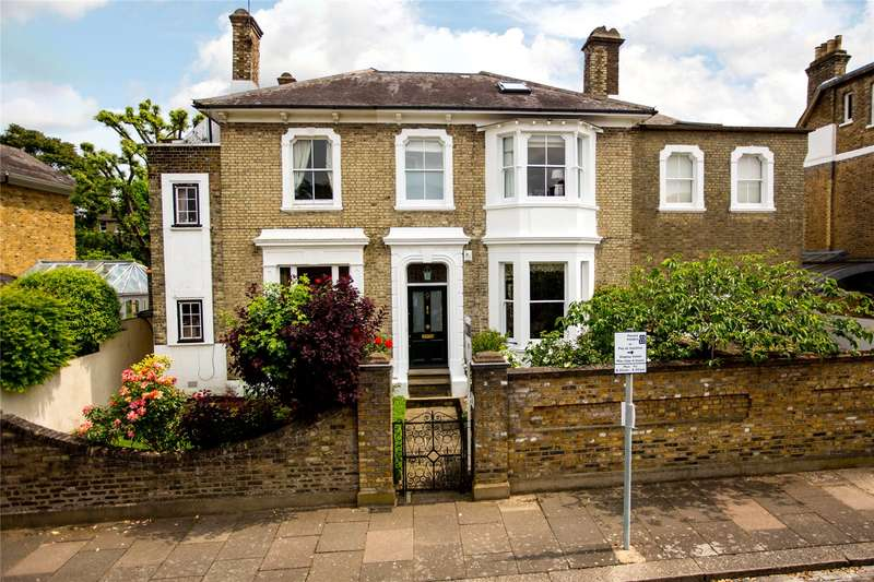 4 Bedrooms House for sale in Malbrook Road, London, SW15