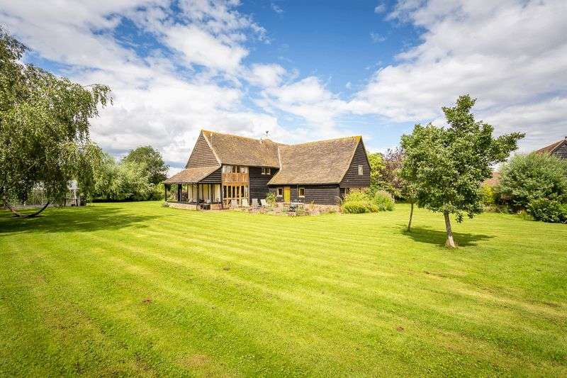 6 Bedrooms Detached House for sale in Rural Worcestershire near Martley