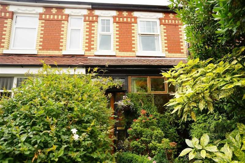 2 Bedrooms Property for sale in Chequers Road, Chorlton Green, Manchester, M21