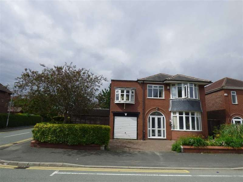 4 Bedrooms Property for sale in Butterworth Lane, Chadderton, Oldham, OL9