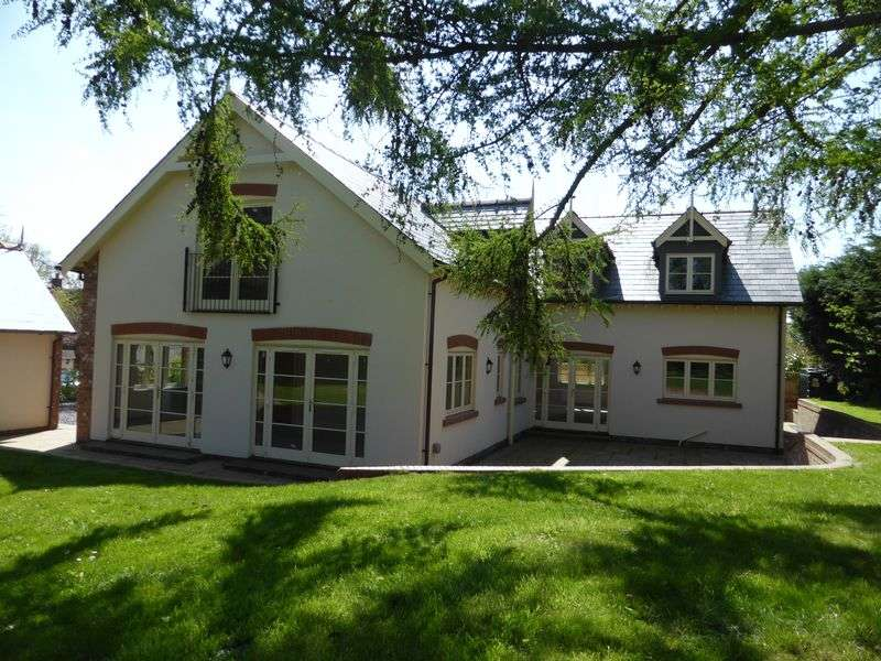 4 Bedrooms Detached House for sale in Townfield Lane, Tiverton, Tarporley