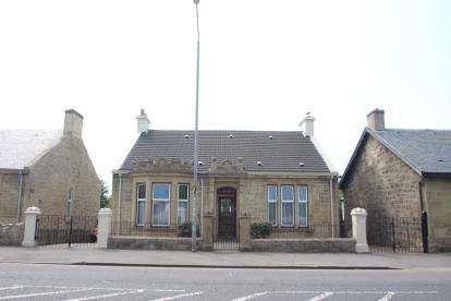 4 Bedrooms Detached House for sale in Clark Street, Airdrie, North Lanarkshire