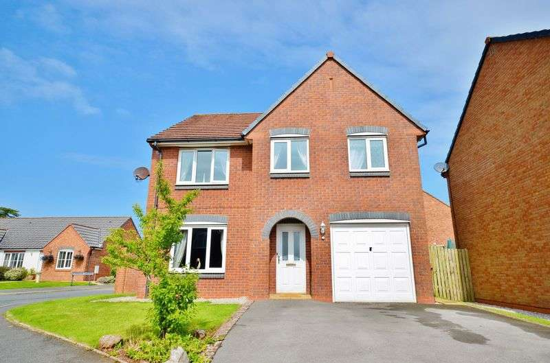 4 Bedrooms Detached House for sale in Clintz Road, Egremont