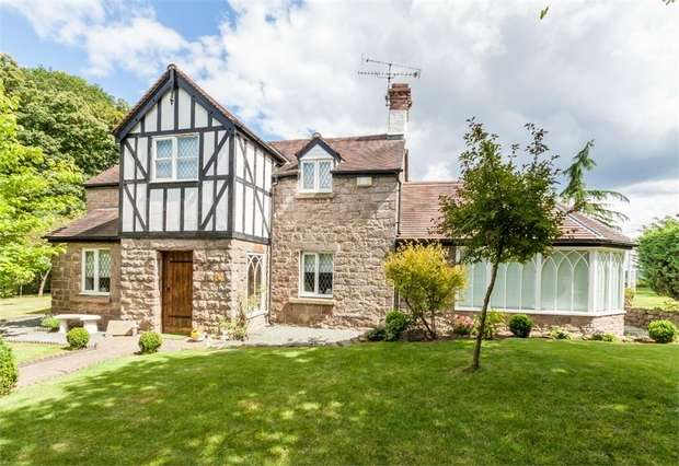 4 Bedrooms Detached House for sale in Lydart, Monmouth
