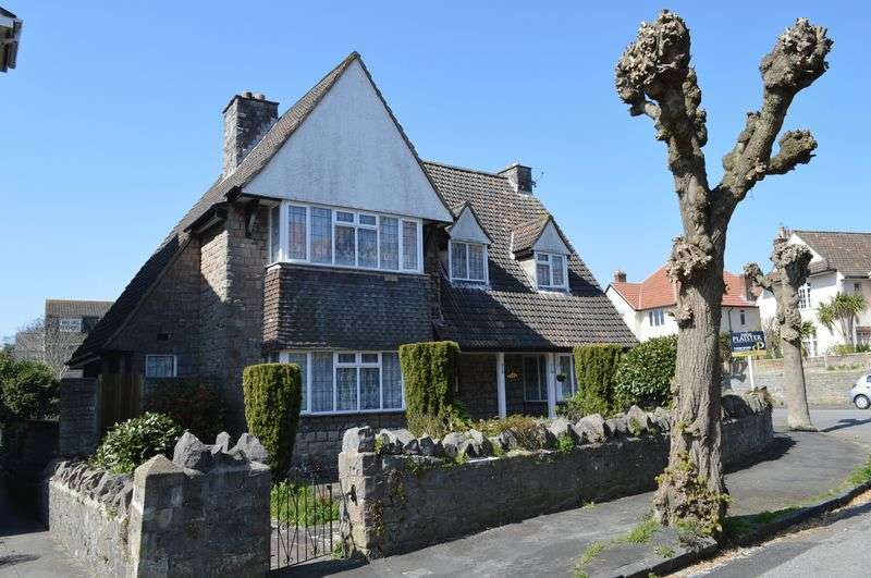 4 Bedrooms Detached House for sale in Trewartha Park, Weston-Super-Mare