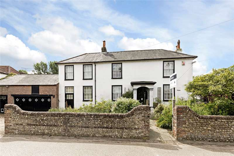 5 Bedrooms Detached House for sale in Fishbourne Road West, Chichester, West Sussex, PO19