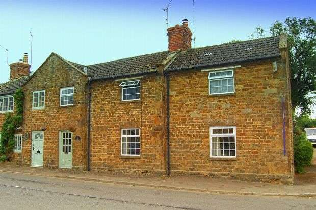 4 Bedrooms Semi Detached House for sale in Daventry Road, Norton, Daventry NN11 2ND