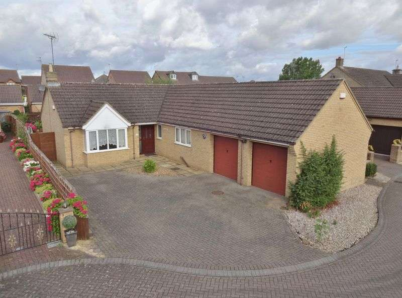 3 Bedrooms Detached Bungalow for sale in Stubbing End, Great Oakley