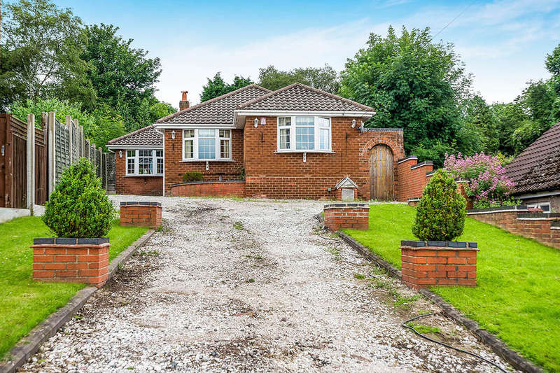 4 Bedrooms Detached Bungalow for sale in New Rowley Road, Dudley, DY2