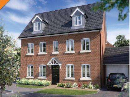 3 Bedrooms Detached House for sale in Little Stanion Farm, Stanion, Northamptonshire