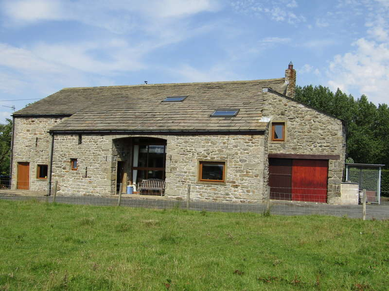 6 Bedrooms Detached House for sale in Dam Head Barn, Tosside
