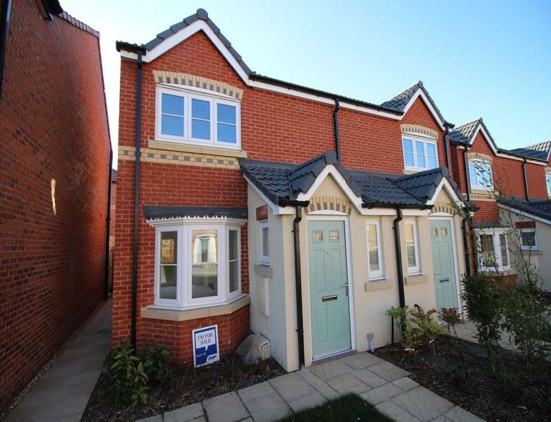 3 Bedrooms Semi Detached House for sale in Scrooby Road, Harworth, Doncaster, DN11
