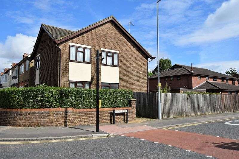 4 Bedrooms Detached House for sale in Beechwood Road, Luton