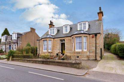 4 Bedrooms Detached House for sale in Alloa Road, Clackmannan
