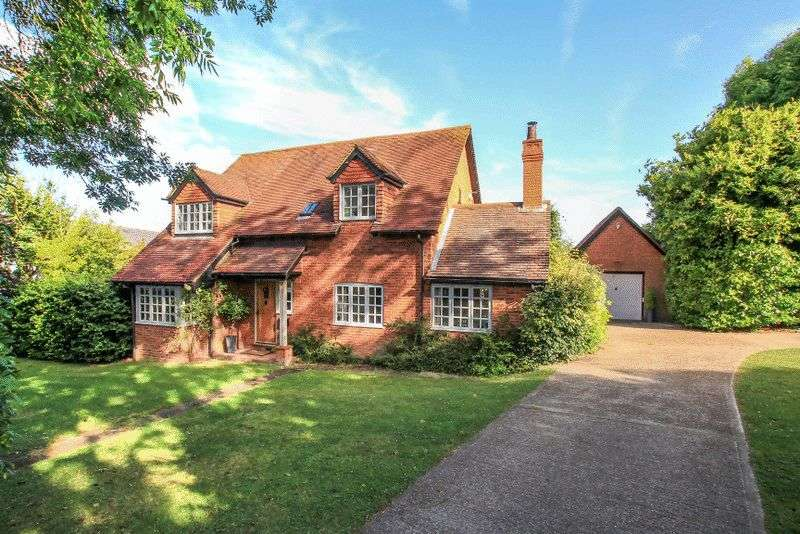 4 Bedrooms Detached House for sale in WENDOVER BUCKINGHAMSHIRE