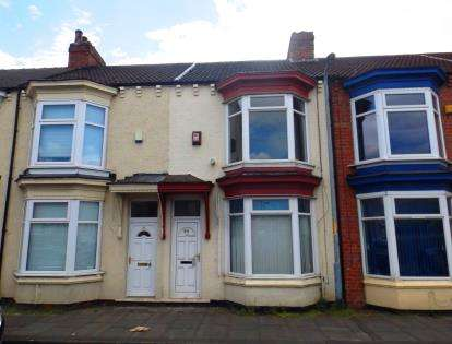 3 Bedrooms Terraced House for sale in Crescent Road, Middlesbrough, .
