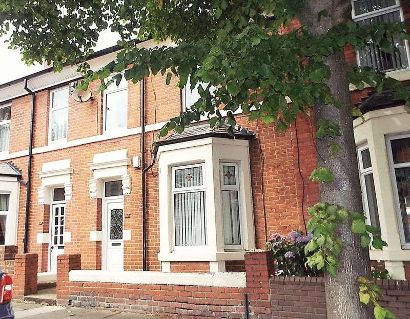 4 Bedrooms House for sale in Queen Alexandra Road, North Shields