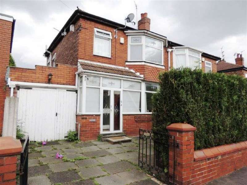 3 Bedrooms Property for sale in Farley Avenue, Debdale Park, Manchester