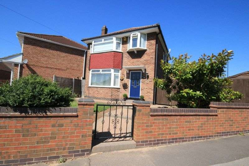 3 Bedrooms Detached House for sale in REGINALD ROAD SOUTH, CHADDESDEN
