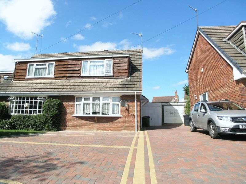 2 Bedrooms Semi Detached House for sale in DUDLEY, Oxley Close