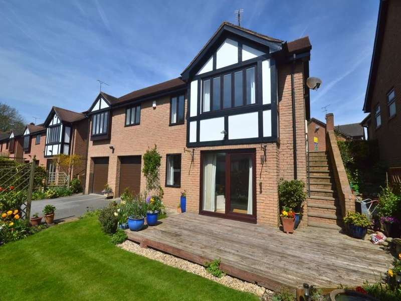 4 Bedrooms Detached House for sale in The Pinfold, Glapwell, Chesterfield, S44