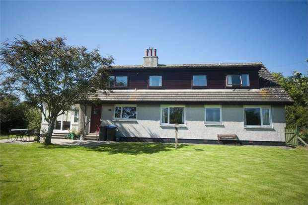 5 Bedrooms Detached House for sale in Main Street, Newburgh, Ellon, Aberdeenshire