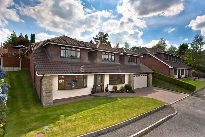 6 Bedrooms Detached House for sale in The Pentlands, Shaw