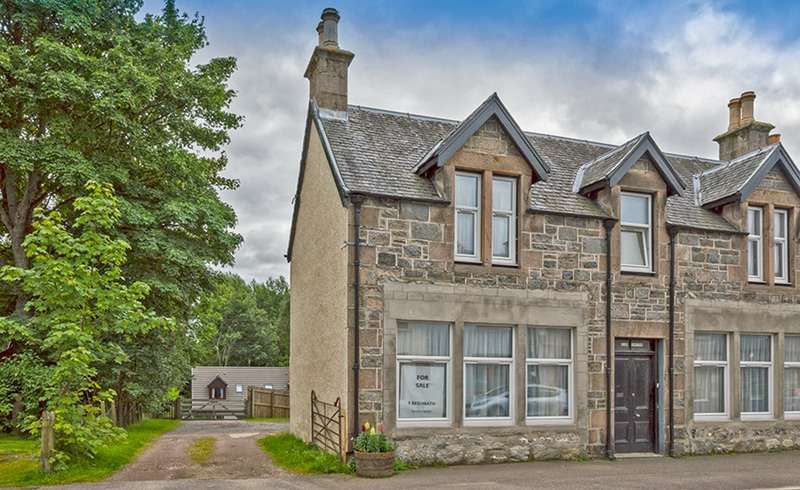 5 Bedrooms Semi Detached House for sale in Main Street, Newtonmore, Highland, PH20