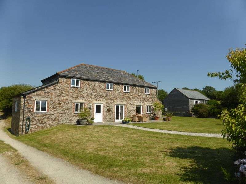 4 Bedrooms Detached House for sale in Toad Hall, Lostwithiel