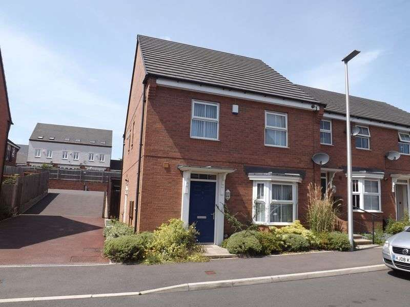 4 Bedrooms Terraced House for sale in Marnham Road, West Bromwich