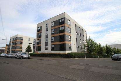 2 Bedrooms Flat for sale in Firpark Close, Dennistoun