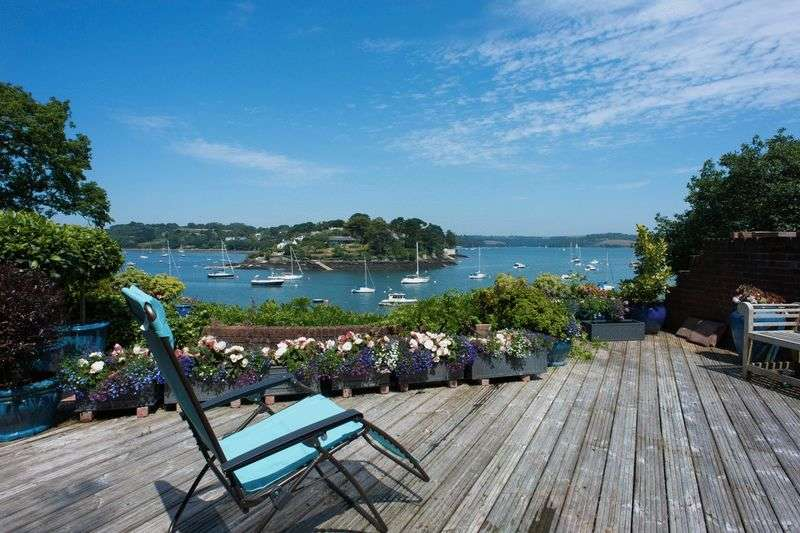4 Bedrooms Detached House for sale in Restronguet Weir, Mylor, Cornwall