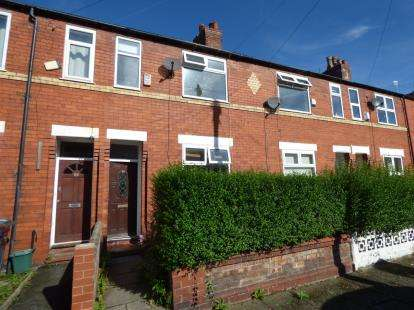 2 Bedrooms Terraced House for sale in Henwood Road, Withington, Manchester, Greater Manchester